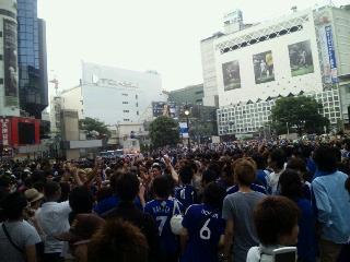 6.25渋谷