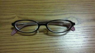兄のメガネ旧