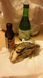 7.9岩牡蠣とひめぜん
