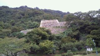 20101022鳥取城1