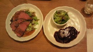 20101024ペンション夕食4