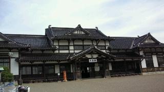 20101023旧大社駅2