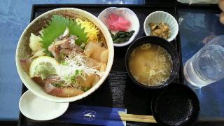 20101107地魚漬丼