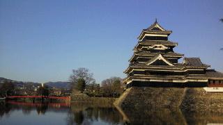 20101209松本城2