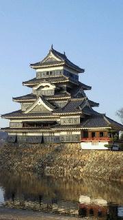 20101209松本城3