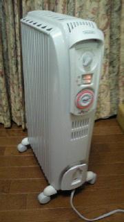 オイルヒーター3