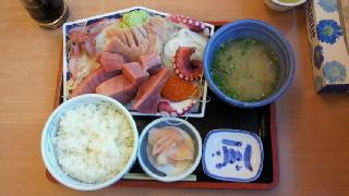20110114清水次郎長定食