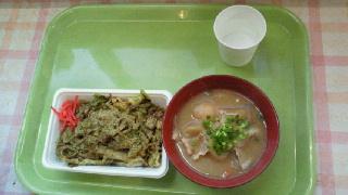 20110115富士宮焼きそばトン汁