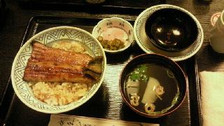 20110227うな丼
