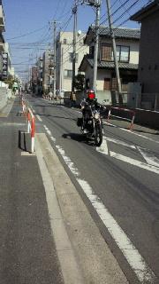 20110319ビラーゴ試乗2