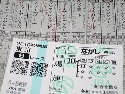 NHKマイル20109