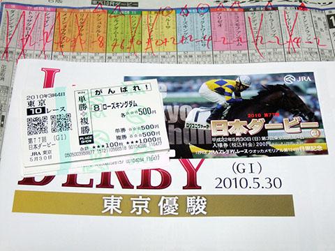 東京優駿77-4