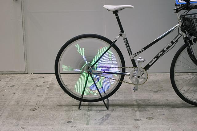 「WF2010夏」自転車