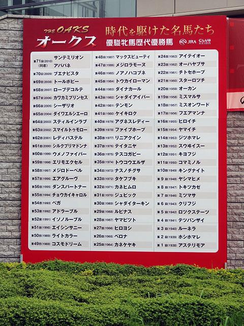 第72回優駿牝馬観戦01