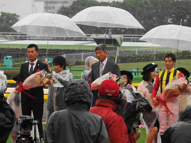 第72回優駿牝馬観戦12