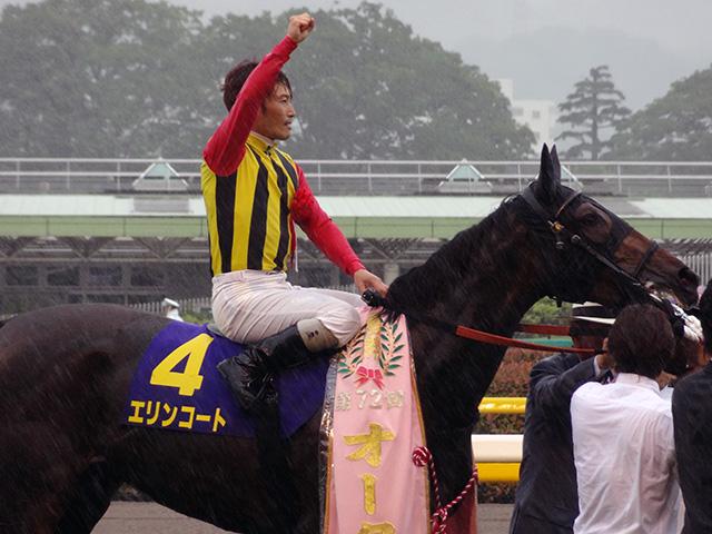 第72回優駿牝馬観戦08