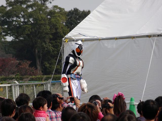 仮面ライダーフォーゼ ショー01