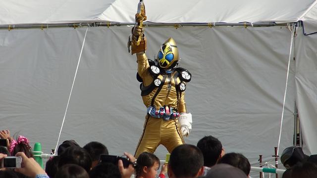 仮面ライダーフォーゼ ショー03