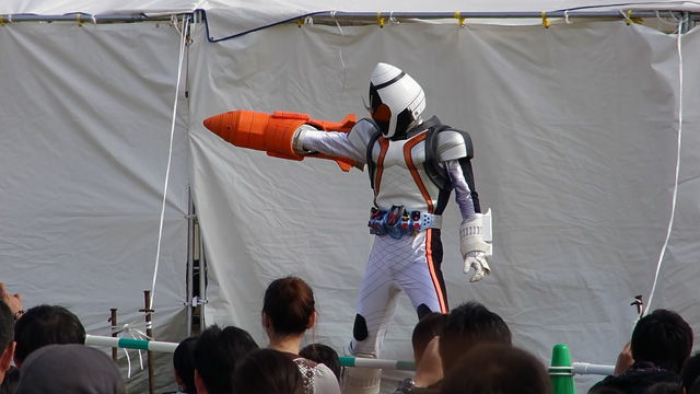 仮面ライダーフォーゼ ショー04