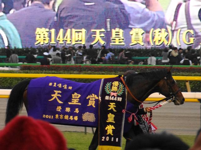天皇賞秋201120