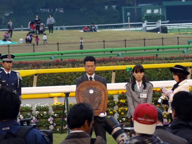 天皇賞秋201123