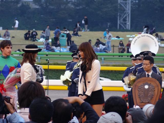 天皇賞秋201128