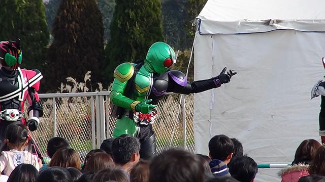 平成5大仮面ライダーショー10