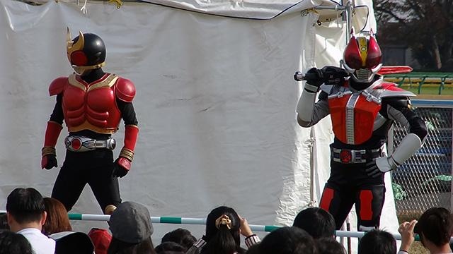平成5大仮面ライダーショー09