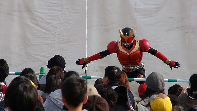 平成5大仮面ライダーショー11