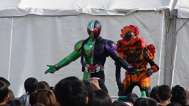 平成5大仮面ライダーショー12