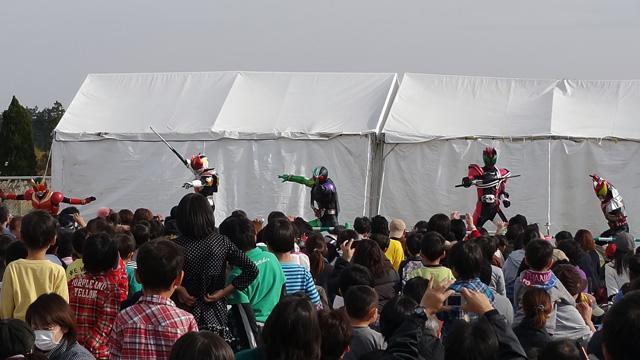 平成5大仮面ライダーショー13