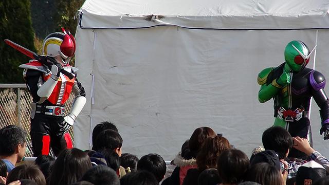 平成5大仮面ライダーショー04
