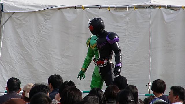 平成5大仮面ライダーショー06
