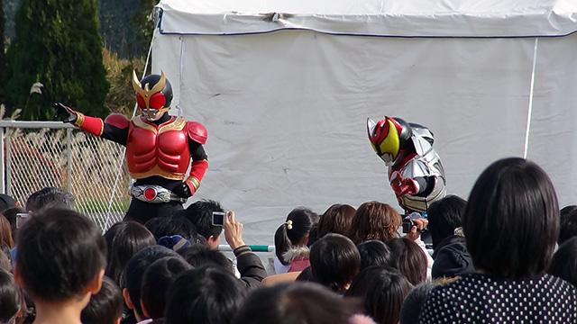 平成5大仮面ライダーショー05