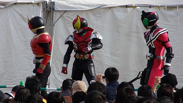 平成5大仮面ライダーショー07