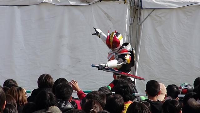 平成5大仮面ライダーショー02