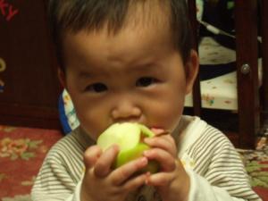 初リンゴ2