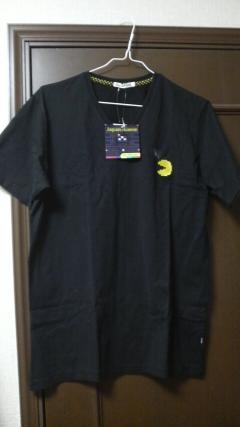 パックマンTシャツ