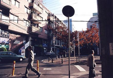 町のヒト風景