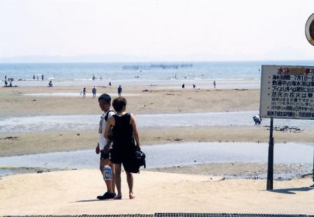 田舎の浜2