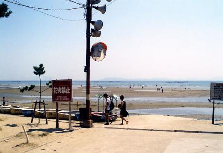 田舎の浜3
