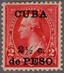 キューバ・アメリカ軍政加刷