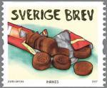 スウェーデンのチョコ