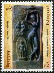 ネパール・誕生仏