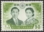 皇太子ご成婚(1959・30円)