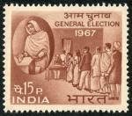 インド総選挙(1967)