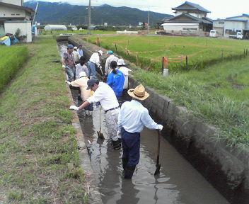 藻刈りH200817