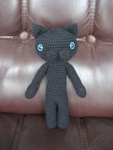 ベビー黒猫チャン
