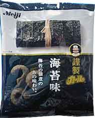謹製カール 海苔味