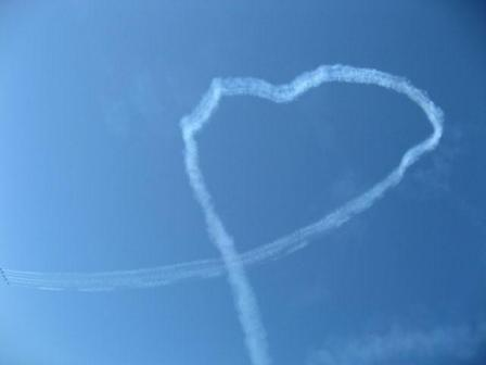 Air Show Pink Ribbon